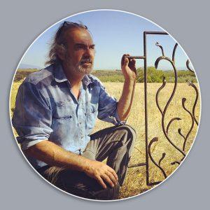 René Cucchietti, Maître artisan ferronnier