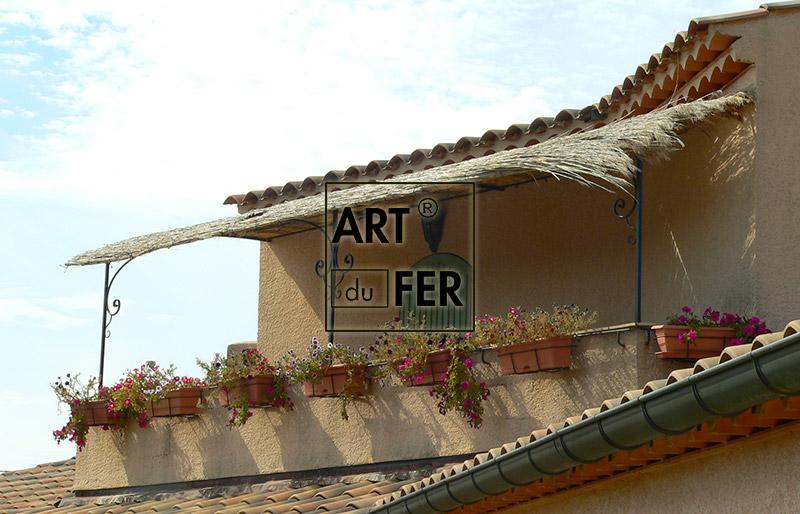 tonnelle-pergola-de-terrasse-de-toit-aix-en-provence